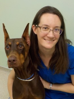 Registered Veterinary Technicians: Katie