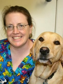 Registered Veterinary Technicians: Suzanne